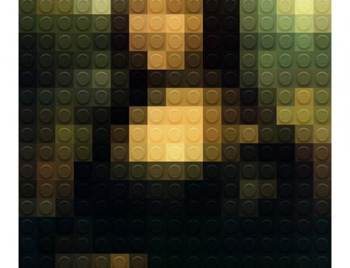 Lego Anzeigen – Gemälde berühmter Meister